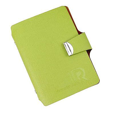Kobest Genuine leather 100% handmade business card holder, credit card holder 20