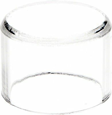 """Plymor Brand Clear Acrylic Round Cylinder Display Riser, 1.5"""" H x 2"""" D"""