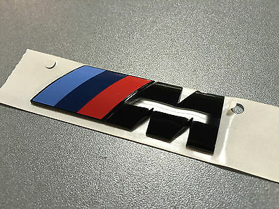 original bmw m 6 emblem schriftzug f r heck 51147898225. Black Bedroom Furniture Sets. Home Design Ideas