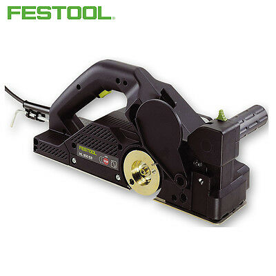 Festool 850W Heavy Duty Sleek Design Industrial Wood Large Grip Planer Hand Tool