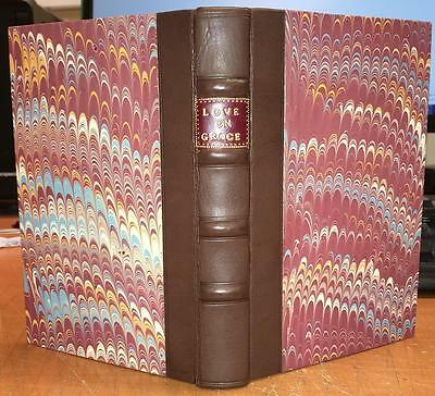 1652  Christopher Love  'Grace, The Truth.' FINE BINDING  Puritan Bible Theology
