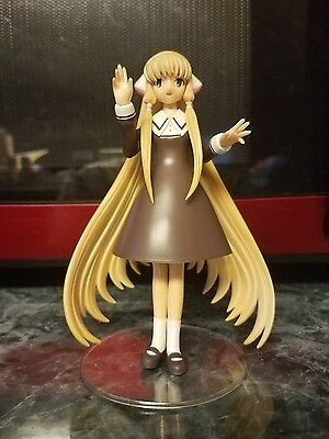 Chobits Chi Action Figure Geneon Toynami Manga ****very Rare!!!!!!!****