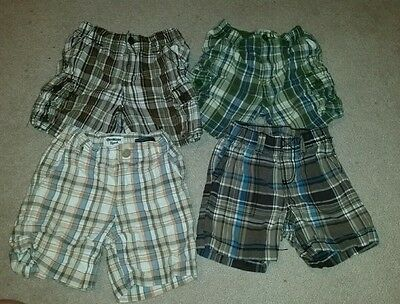 Lot of 4 Toddler Boy Shorts Size 24 months