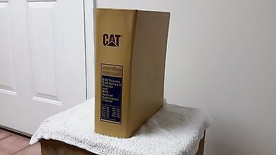 Caterpillar Cat D3 Repair Shop Service Manual