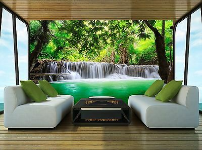 Thailand Landscape  Wall Mural Photo Wallpaper GIANT DECOR Paper Poster