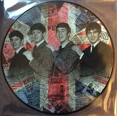 The Beatles – In The Beginning on Picture Disc Vinyl LP NEW