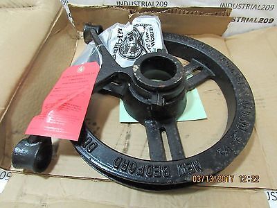 Babbitt Size 2-1/2'' Ductile Iron Sprocket Rim + Chain Guide New In Box