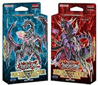 Yugioh! Machine Reactor/Dinosmash Structure Deck Englisch