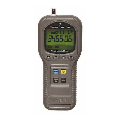Megger TDR900, Hand-Held Time Domain Reflectometer
