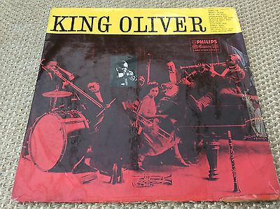 "King Oliver. 12"" Jazz LP. BBL7181."