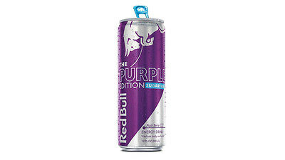 Red Bull - The Purple Edition - 12fl.oz. CHOOSE YOUR PACK