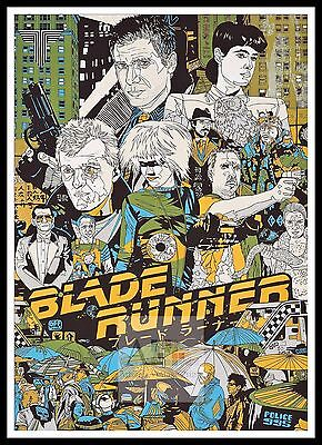 Blade Runner 5  Poster Greatest Movies Classic & Vintage Films