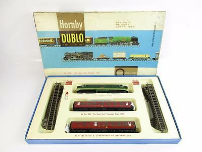Hornby Dublo Set 2034 'the Royal Scot' Passenger Train