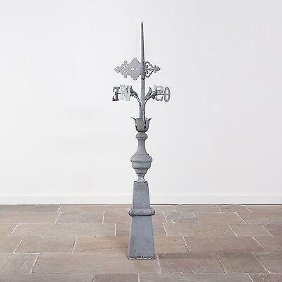 19th Century French Painted Weathervane