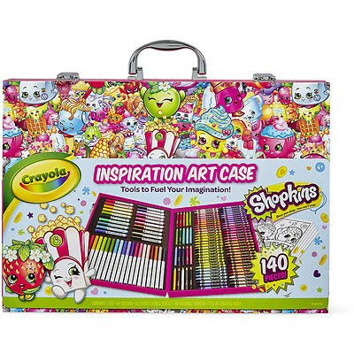 Crayola Shopkins Inspiration Art Case