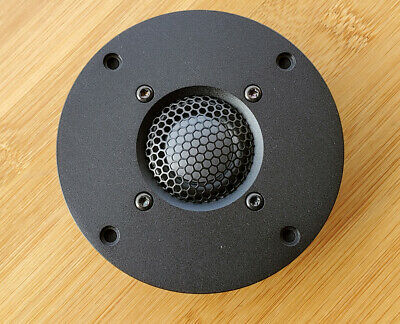 pair beryllium Be dome tweeter  PK vifa seas eton scanspeak  dynaudio104mm panel
