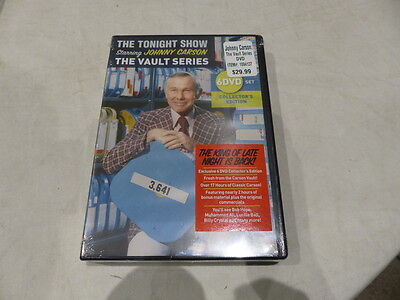 The Tonight Show Starring Johnny Carson: The Vault Series Dvd Collectors Edition