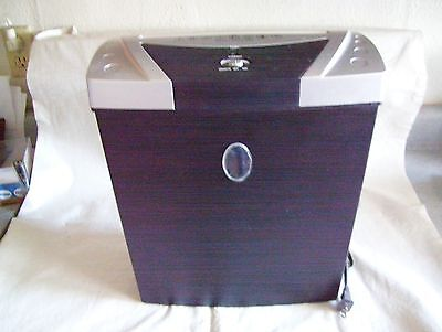 NoviTech Document Paper Shredder
