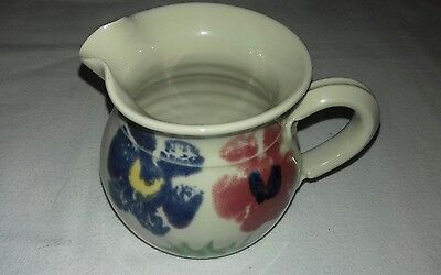 Mccluskey Pottery jug. Made in Ireland.