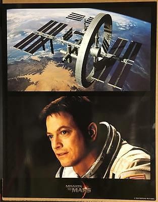 Gary Sinise is Jim McConnell Mission to Mars 2000 lobby card 1208