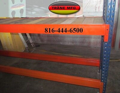 Racking Pallet Teardrop Selective Racks Uprights Frames Beams Rails Cheap