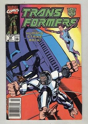 Transformers #68 July 1990 VG-