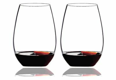Riedel - 'O Series'   Shiraz   620ml Set of 2 (Made in Germany)