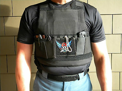 NEW Police  Ballistic Vest  Pocket ! Perfect for under uniforms!
