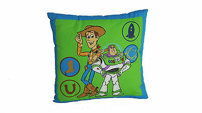 Disney  Toy Story Woddy & Buzz Toddler Bed  Decorative Pillow  Boys