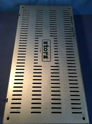 Storz Microsurgical Instrument Tray E 7414