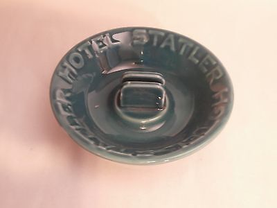 Hotel Statler Ashtray with Matchbook Holder