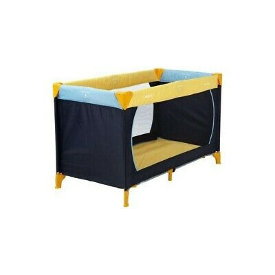 HAUCK Dream 'N Play Travel Cot Yellow And Blue