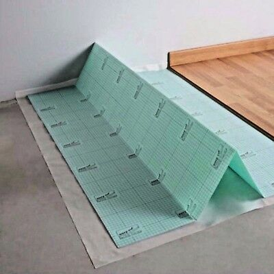 Diall 2.2Mm Laminate & Solid Wood Flooring Xps Foam Underlay 15M²