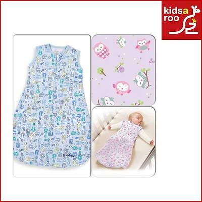 Swaddle Me Baby Sack Sleeping Bag - Summer Infant Size SMALL - New In Packaging!