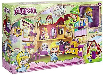 PINYPON TALES HOUSE PLAYSET - with Cinderlla figure (Damaged Packaging) lot 1