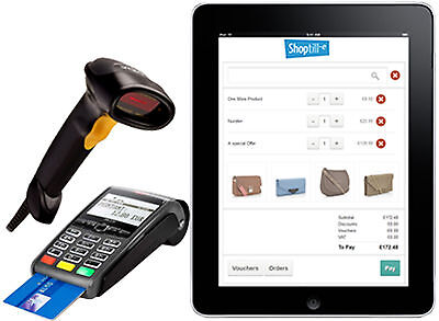 Combined ePOS / Till / Cash Register & Web Shop System - Sell IN-STORE & ONLINE!