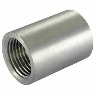 "Socket Full BSP Pipe Fittings Stainless Steel 316 A4 Grade 150lb  1/8"" To 4"""