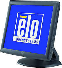 """ELO Touch TouchSystems ECRAN TACTILE 15"""" POS . USB & SERIE ..ref: 1515LT .* NEUF"""
