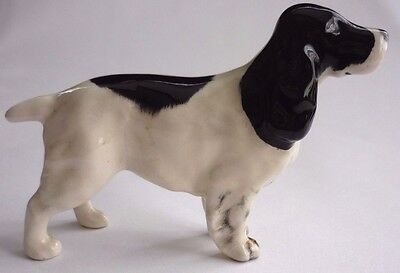 "Beswick ""cocker Spaniel"" Dog Figurine Number 1754 In Perfect Condition"