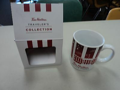 Tim Hortons United States Traveler's Collectors Series #1 Mug New