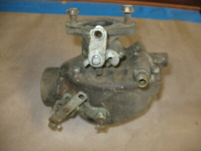 Antique Engine Marvel-Schebler Carb. Tractor,stationary Engine,power Plant Eng