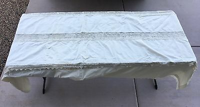 1920's Vintage Coverlet Italian Bedspread Bed Cover