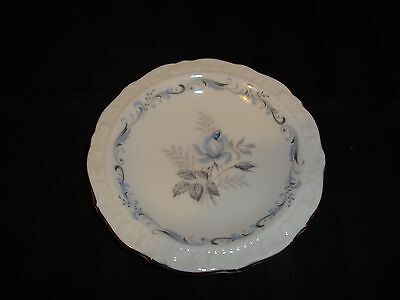 Paragon Morning Rose Small Pickle Condiment  Plate