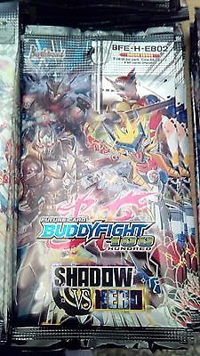 BUY 5 GET 1 FREE BuddyFight EB02 Extra Booster 2: Shadow VS Hero, Sealed Packs