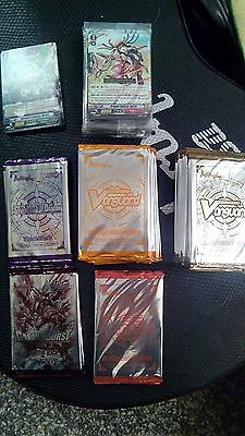 Cardfight Vanguard: Various Sealed Promo Packs (vol.11, 13, 14)