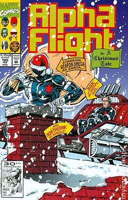 Alpha Flight (1983) #105 FN Marvel Comic Top 2