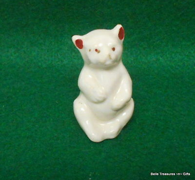 Vintage Ceramic Polar Bear Figurine