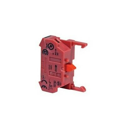 HW-F01 Standard Fingersafe 1NC Contact Block for IDEC HW series buttons