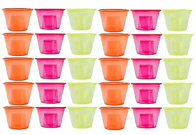 Green Direct 120 Disposable Jager Bomb Cups / The Perfect Party Cups / Two Part
