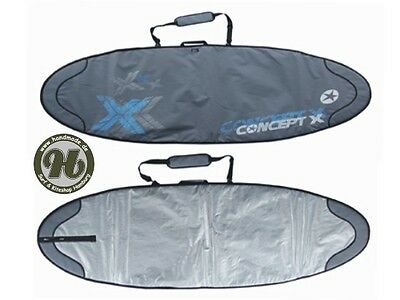 Concept X Rocket Windsurf Boardbag Board Bag 248cm TOP!
